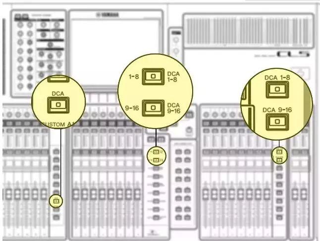 JSL爵士龙户内外2020欧洲杯官方平台系统调音台编组功能介绍